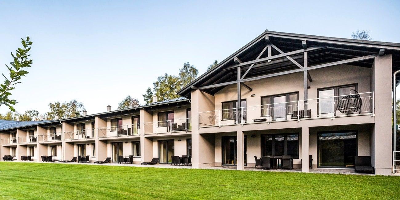 Apartmánový dům Lipno