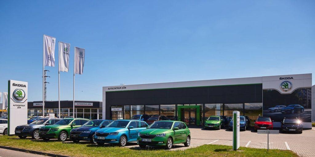 autocentrum Jičín